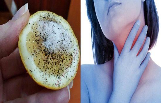 Things Lemon, Salt And Pepper Treat