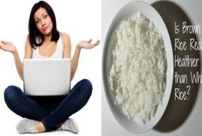 Shocking News, White Rice Is Actually Healthier Than Brown Rice