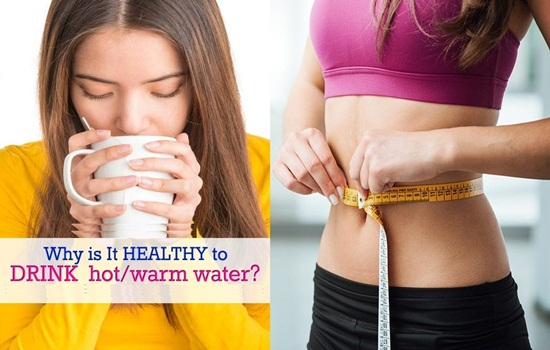Benefits Of Drinking Warm Water Rather Than Cold Water