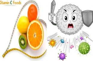 What is The Job of Vitamin C in the Body