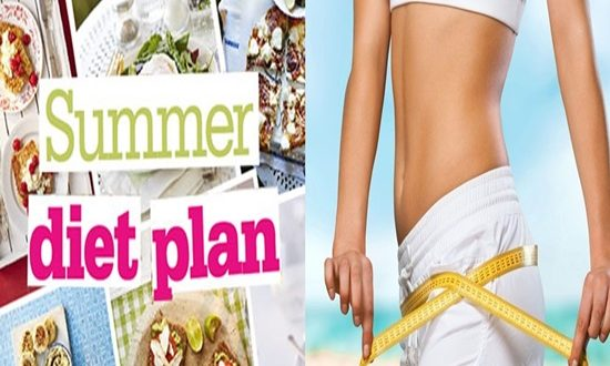 The Top 4 Reasons Why It's Best to Start Your Diet in Summer