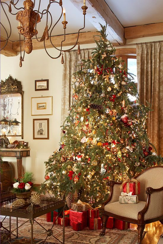 Christmas Tree Themes For Unique Festive Spirit - Christmas Tree Themes Pictures