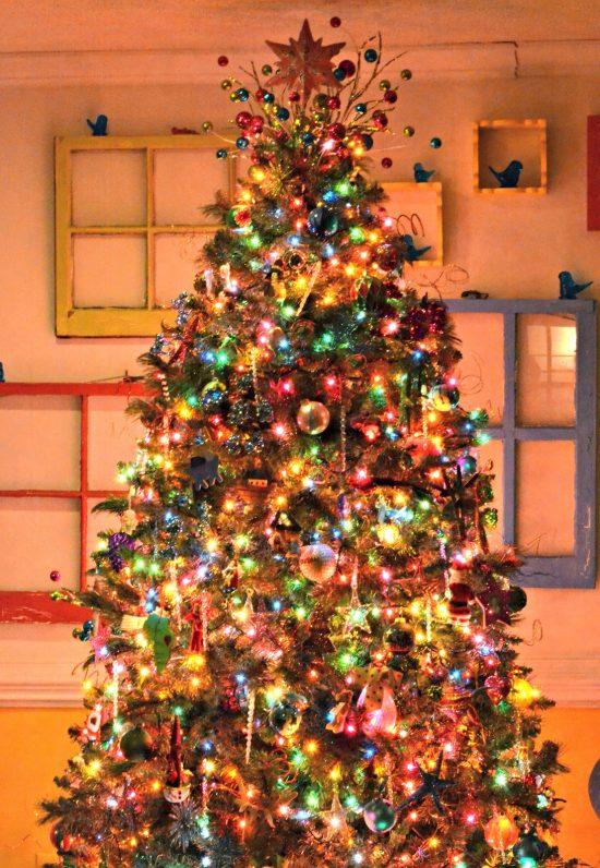Creative Christmas tree themes for unique festive spirit