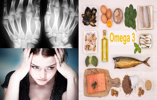 Five Symptoms That Your Body Needs More Omega-3 Fatty Acids