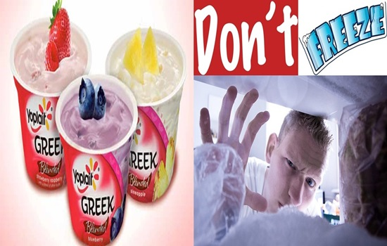 Foods If You Freeze They Get Ruined