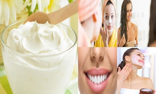 Seven Beauty Uses For Yogurt You Didn't Know About