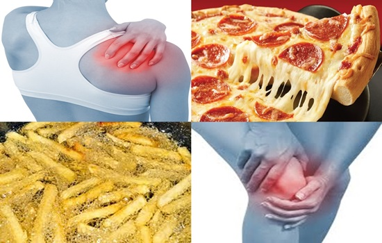 Worst Three Types Of Foods For Inflammation And What To Eat Instead