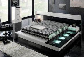 Black and White Decor and Furniture Design Ideas