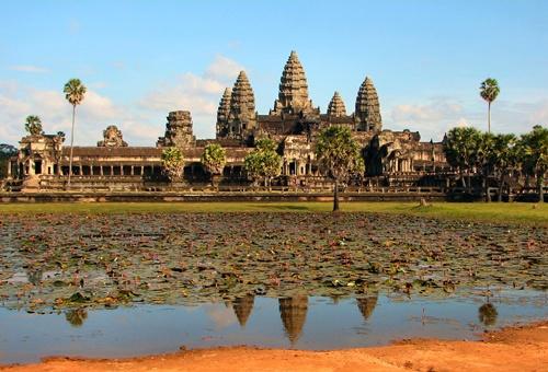 Angkor Wat Splendid Attractions of Angkor