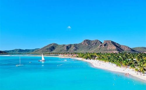 Antigua  The Best Beaches in the Caribbean