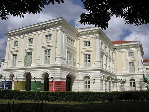 Asian Civilization Museum Top 5 Museums of Singapore