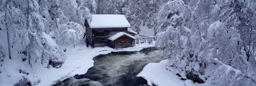 Cold Winter Destinations Winter Vacation in the US