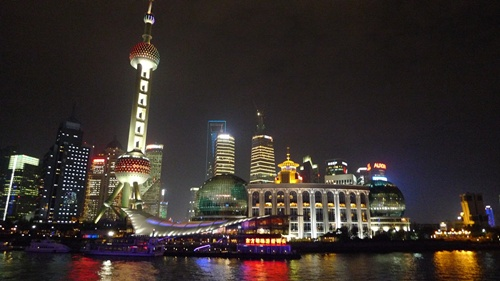 Photo of Top Places in Shanghai – Cruising in Huangpu River – Museums and Parks