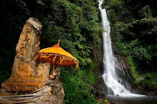 Gigit Waterfall Gorgeous Places in Bali
