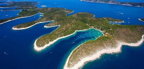 Hvar Coasts and Islands in Croatia
