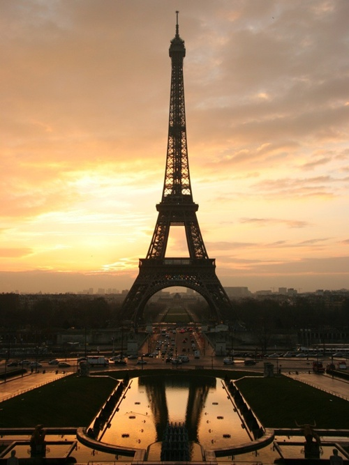 Interesting Facts about the Eiffel Tower