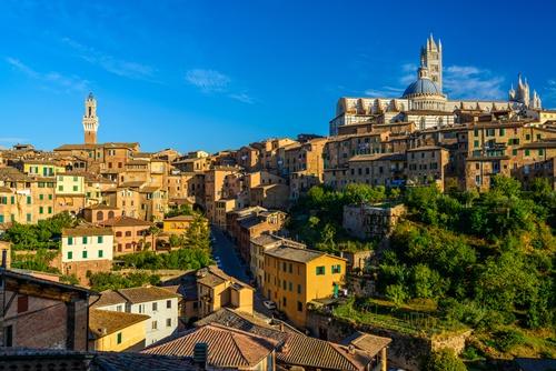 Italy Spending Honeymoon in Europe