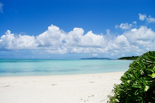 Kondoi, Coral beach Okinawa, Japan  10 most beautiful beaches in the world