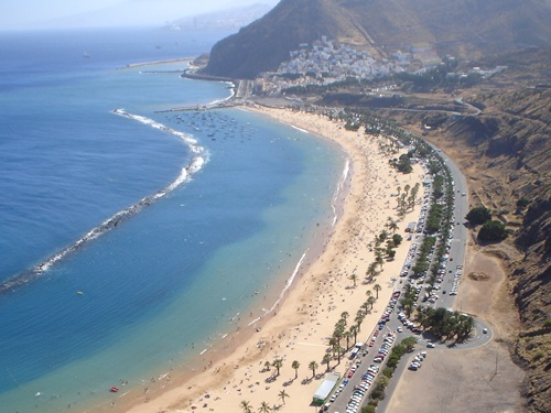 Las Teresitas The Best Beaches in Tenerife