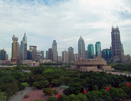 Museums and Parks Top Places in Shanghai