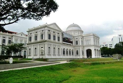 National Museum of Singapore Top 5 Museums of Singapore