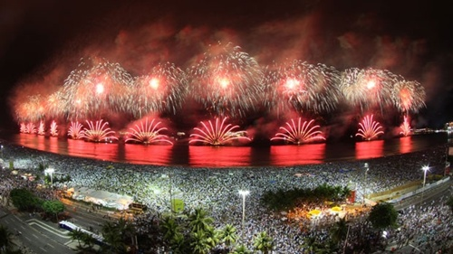 Photo of New Year in Brazil – Happy New Year