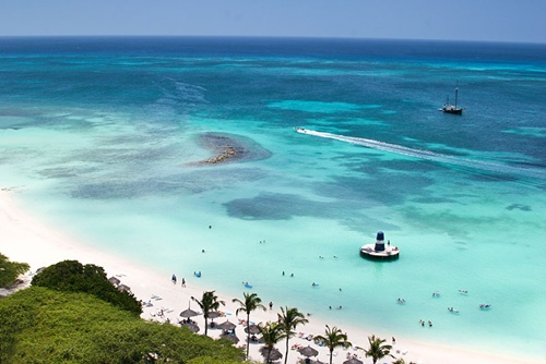 Palm Beach (Aruba)  The Best Beaches in the Caribbean