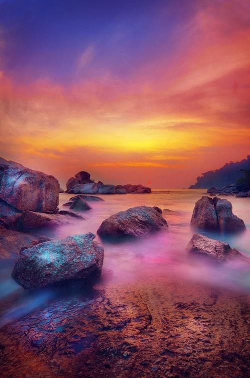 Photo of Beautiful Islands in Malaysia – Tioman Island, Langkawi Island and Pangkor Island