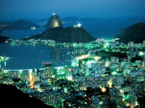 Rio de Janeiro  Warm Vacation Spots for the Winter