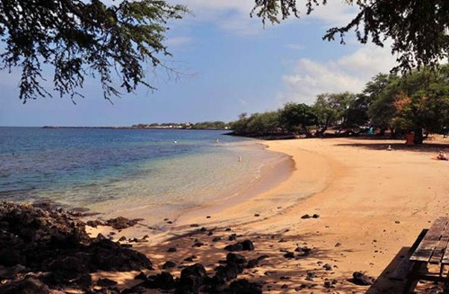 Samuel Spencer Beach Park Best Beaches in Hawaii
