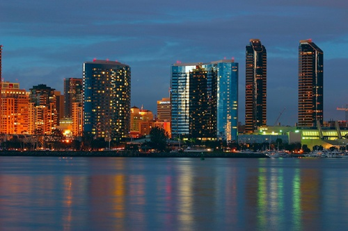 San Diego, California Best Places to Spend a Family Spring Break