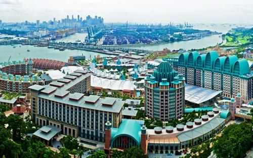 Sentosa Inviting Places in Singapore