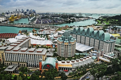Sentosa Inviting Places in Singapore