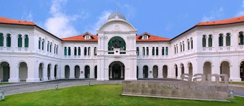 Singapore Art MuseumTop 5 Museums of Singapore