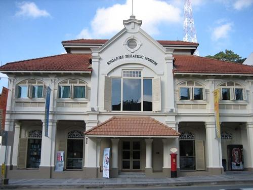 Singapore Philatelic Museum Top 5 Museums of Singapore