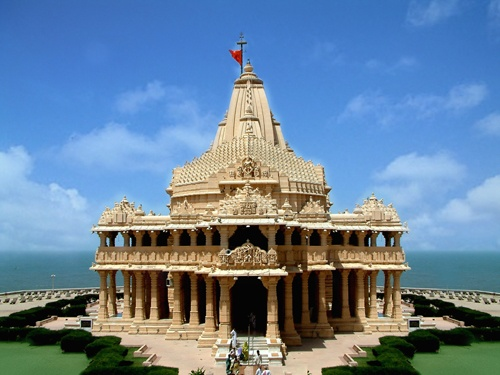 Somnath Temple Attractive Temples in India