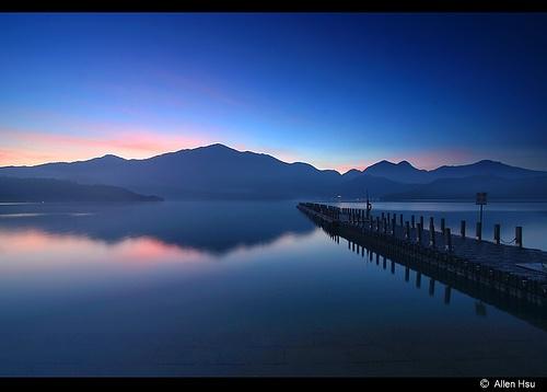 Sun Moon Lake  Wonderful Places in Taiwan