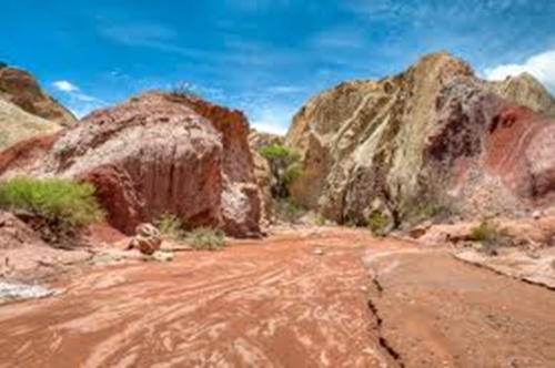 Talampaya Best Places in Argentina