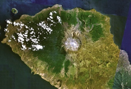 Tambora The World's Most Notorious Volcanoes
