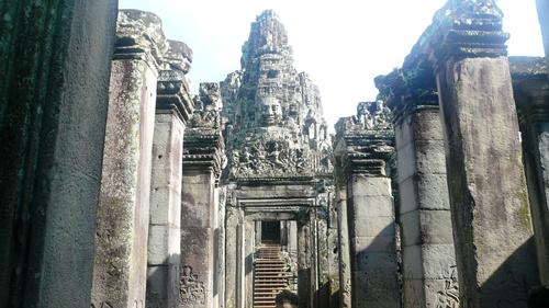 The Bayon Splendid Attractions of Angkor