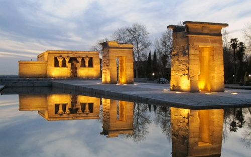 The Debod Temple Top Things to See in Madrid