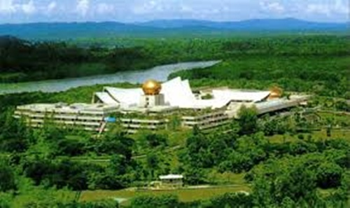 The Istana Nurul Iman  Fascinating Places in Brunei