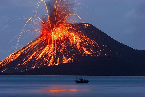 Photo of The Legendary Krakatau