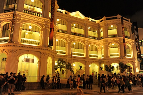 The Peranakan Museum Top 5 Museums of Singapore