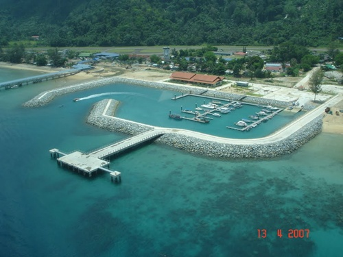 Tioman Island Beautiful Islands in Malaysia