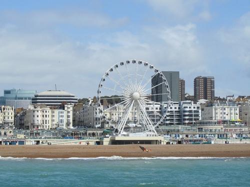 Vacation in Brighton