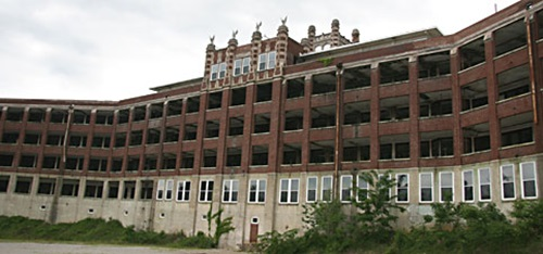 5 of the Scariest Places on Earth   Waverly Hills Sanitorium, Kentucky