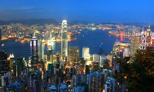 An Amazing Tour in Hong Kong