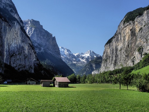 Best Places and Cities to Visit in Switzerland