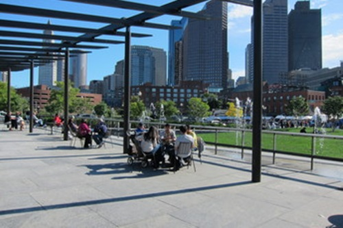 Boston  Open Areas and Outdoor Activities
